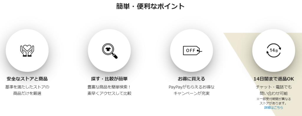 PayPayモールのポイント